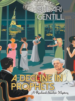 cover image of A Decline in Prophets