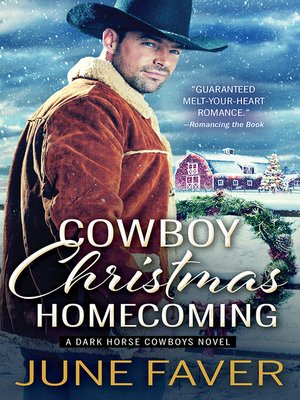 cover image of Cowboy Christmas Homecoming