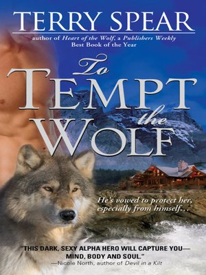 cover image of To Tempt the Wolf