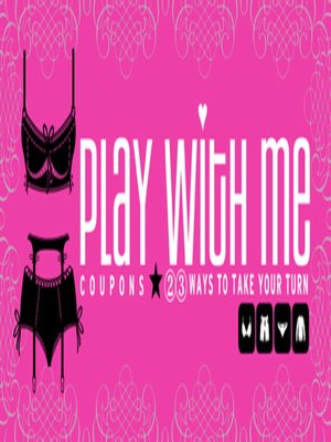 cover image of Play with Me Coupons