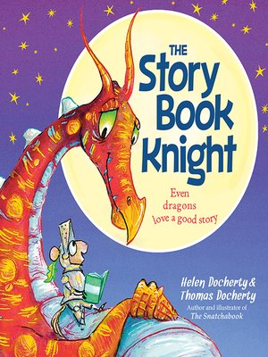 cover image of The Storybook Knight