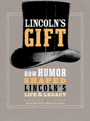 cover image of Lincoln's Gift