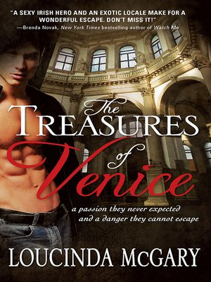 cover image of The Treasures of Venice