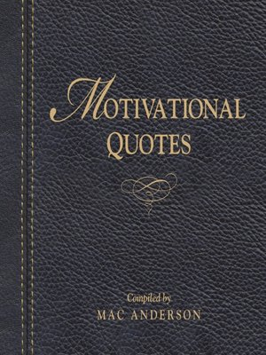 cover image of Motivational Quotes