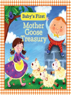 cover image of Baby's First Mother Goose Treasury