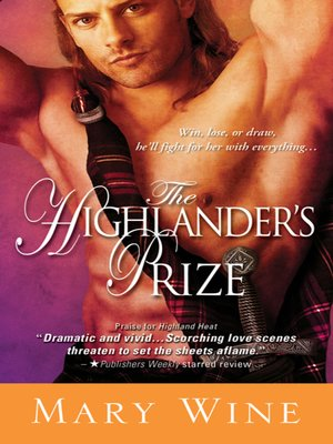 cover image of The Highlander's Prize