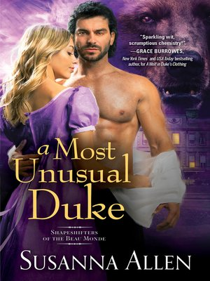 cover image of A Most Unusual Duke