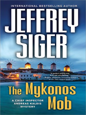 cover image of The Mykonos Mob