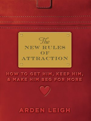 cover image of The New Rules of Attraction