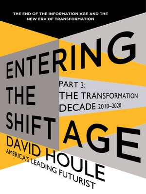 cover image of The Transformation Decade 2010-2020 (Entering the Shift Age, eBook 2)