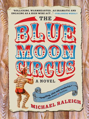 cover image of The Blue Moon Circus