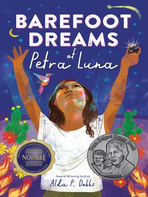 cover image of Barefoot Dreams of Petra Luna