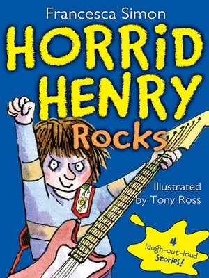 cover image of Horrid Henry Rocks