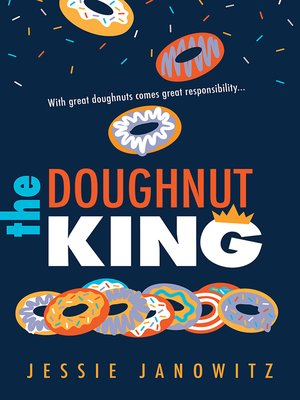 cover image of The Doughnut King
