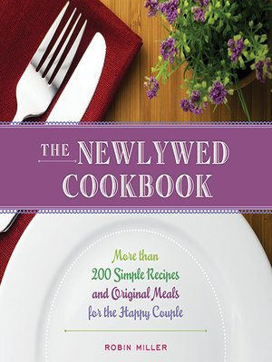 cover image of The Newlywed Cookbook