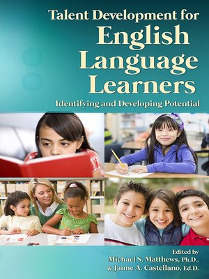 cover image of Talent Development for English Language Learners