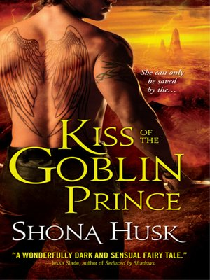 cover image of Kiss of the Goblin Prince
