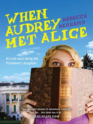 cover image of When Audrey Met Alice