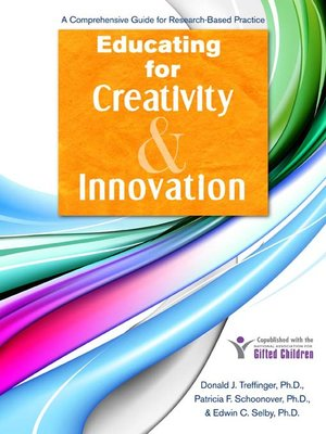 cover image of Educating for Creativity and Innovation