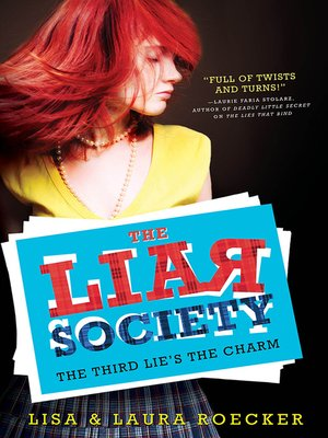 cover image of The Third Lie's the Charm