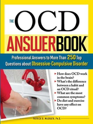 cover image of The OCD Answer Book