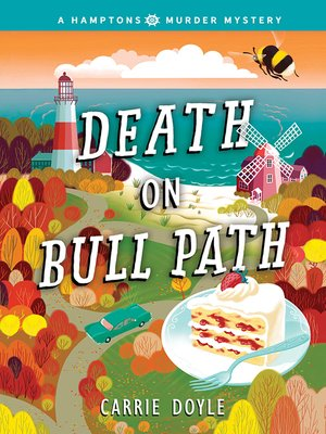 cover image of Death on Bull Path