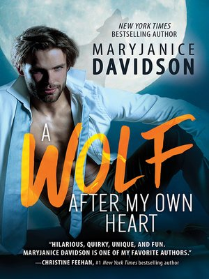 cover image of A Wolf After My Own Heart