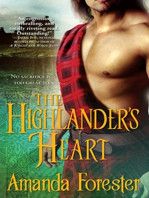 cover image of The Highlander's Heart