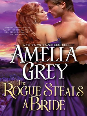 cover image of The Rogue Steals a Bride