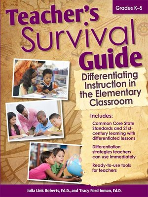 cover image of Teacher's Survival Guide