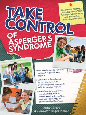 cover image of Take Control of Asperger's Syndrome