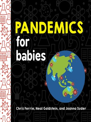 cover image of Pandemics for Babies