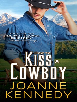cover image of How to Kiss a Cowboy