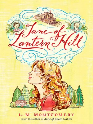 cover image of Jane of Lantern Hill