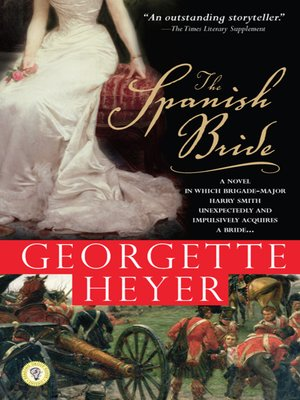 cover image of The Spanish Bride
