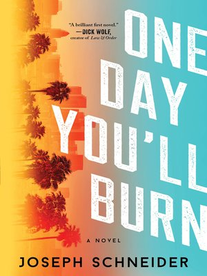 cover image of One Day You'll Burn
