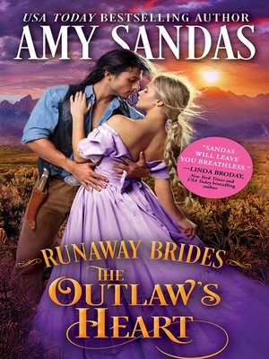 cover image of The Outlaw's Heart