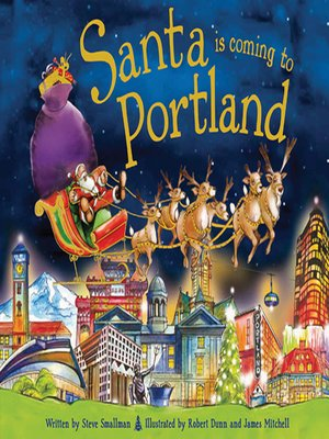 cover image of Santa Is Coming to Portland