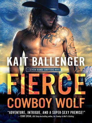 cover image of Fierce Cowboy Wolf