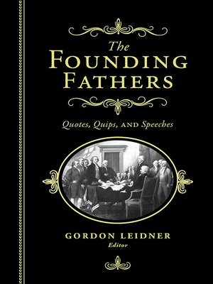 cover image of The Founding Fathers