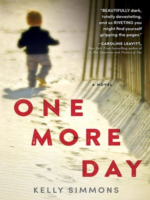 cover image of One More Day