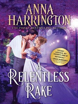 cover image of A Relentless Rake
