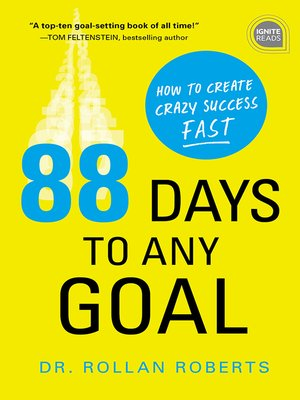 cover image of 88 Days to Any Goal