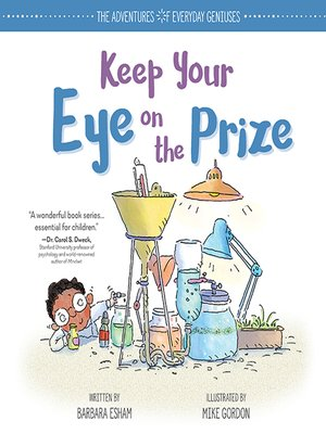 cover image of Keep Your Eye on the Prize