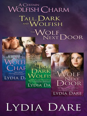 cover image of Lydia Dare Wolf Bundle