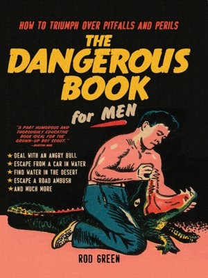 cover image of The Dangerous Book for Men