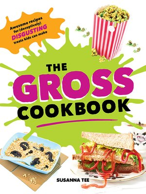 cover image of The Gross Cookbook