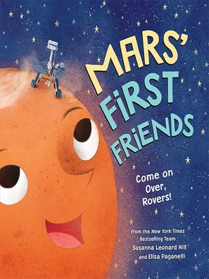 cover image of Mars' First Friends