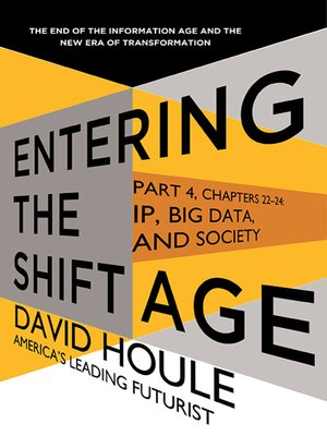 cover image of IP, Big Data, and Society (Entering the Shift Age, eBook 10)