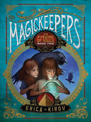 cover image of Magickeepers